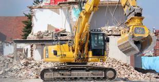 Garantie décennale travaux de démolition : prix et devis pour démolisseur