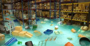 Protéger son entreprise contre les dégâts des eaux : quelle assurance ?